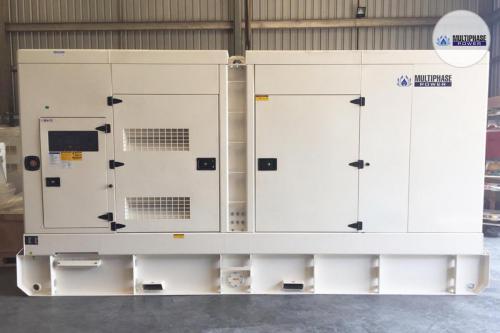 MultiphasePower Generator GMS375CS 1