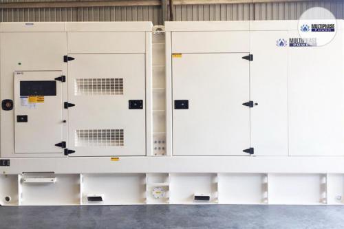 MultiphasePower Generator GMS375CS 2