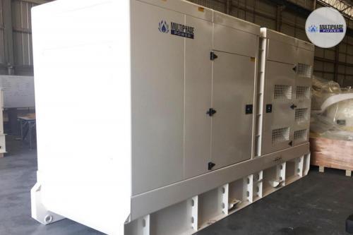 MultiphasePower Generator GMS375CS 3