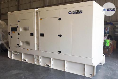 MultiphasePower Generator GMS375CS 4