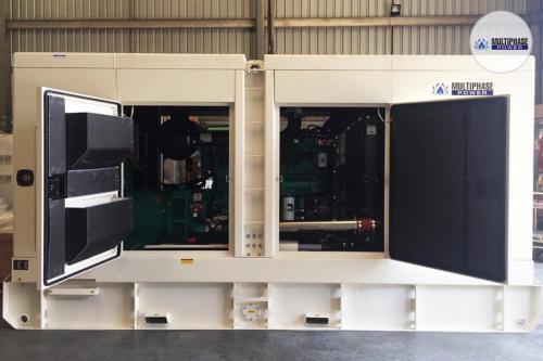 MultiphasePower Generator GMS375CS 5