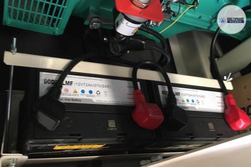 MultiphasePower Generator GMS60CS 8
