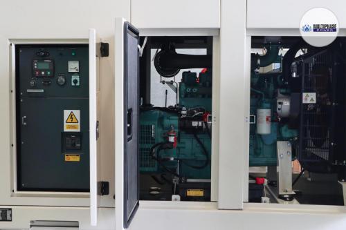 MultiphasePower Generator GMS80CS 3