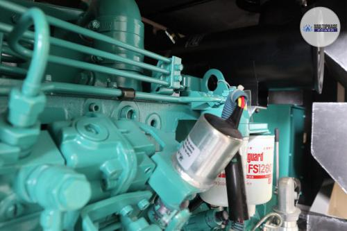 MultiphasePower Generator GMS80CS 7