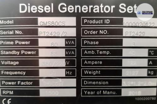 Multiphase-Power-Generator Gold-Builder 8