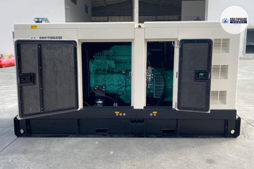 เครื่องกำเนิดไฟฟ้า | Generator GMS175CS (175 KVA) Generator Brand : Multiphase Power Generator Model : GMS175CS (175 KVA) Engine : Cummins 6CTA8.3-G2 Alternator : Stamford UCI274G Controller : PLC7420