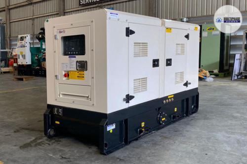 เครื่องกำเนิดไฟฟ้า | Generator WPS15S (15 KVA) Generator Brand : Multiphase Power Generator Model : WPS15S (15 KVA) Engine : Perkins 403A-15G2 Alternator : Leroy Somer LSA40S3 Controller : PLC7420