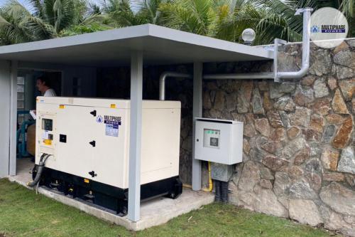 Generator References | Kunini Holdings GMP45PXS