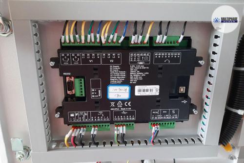 Multiphase Power Generator MP110C YN 6