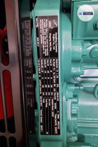 Multiphase Power Generator MP110C YN 7
