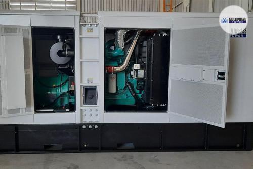 สต็อคพร้อมส่ง เครื่องกำเนิดไฟฟ้า มัลติเฟส พาวเวอร์ ขนาด 275 kva