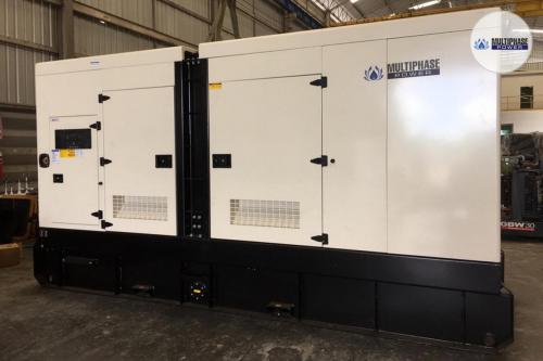 MULTIPHASE POWER GENERATOR RENTAL 07