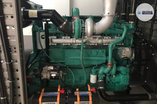 MULTIPHASE POWER GENERATOR RENTAL 17