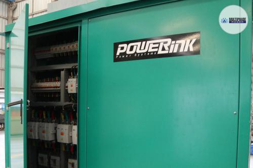 MultiphasePower Generator Loadbank rental 02