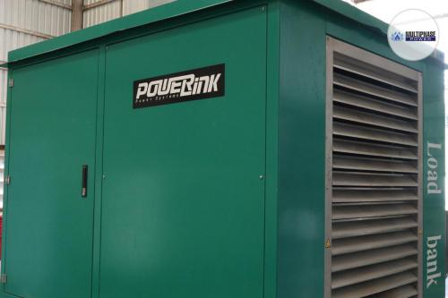 MultiphasePower Generator Loadbank rental 07