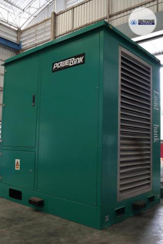 MultiphasePower Generator Loadbank rental 08
