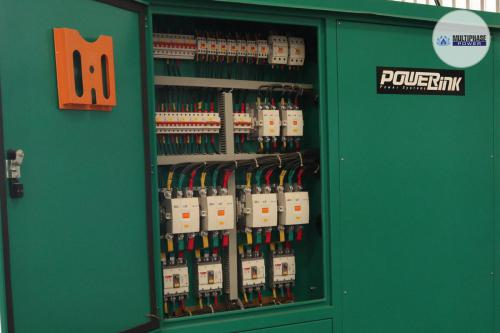 MultiphasePower Generator Loadbank rental 09