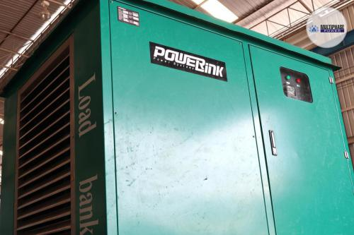 MultiphasePower Generator Loadbank rental 10