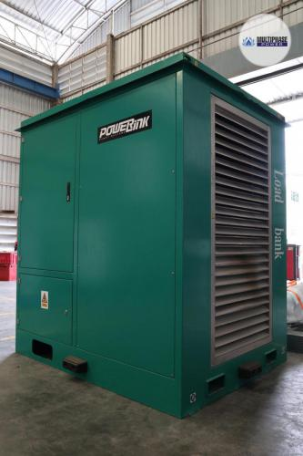MultiphasePower Generator Loadbank rental 11