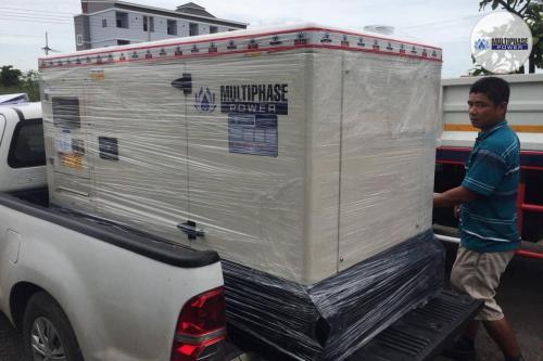 มัลติเฟสพาวเวอร์ (Multiphase Power) รับบริการติดตั้งเครื่องกำเนิดไฟฟ้า ที่ใช้เครื่องยนต์ดีเซล (Diesel Generator)