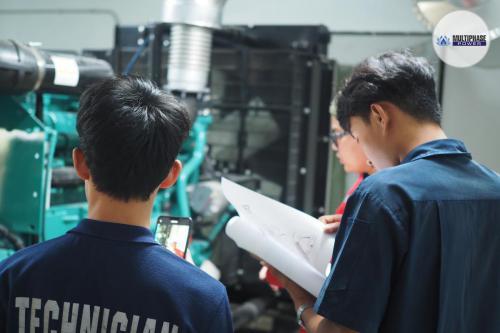 Multiphase Power Generator Training 01
