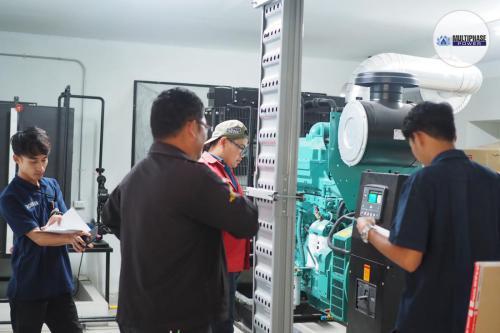 Multiphase Power Generator Training 05