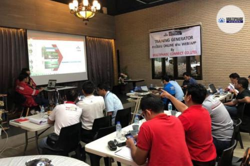 Multiphase Power Generator Training 07
