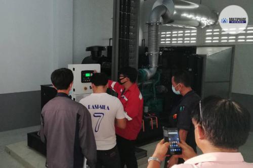 Multiphase Power Generator Training 10