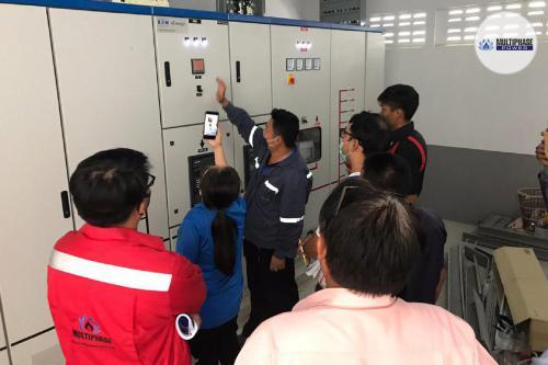 Multiphase Power Generator Training 11