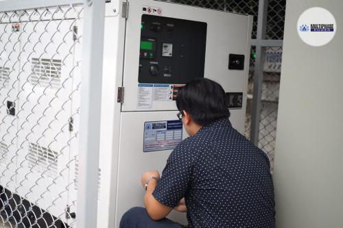 MultiphasePower-Generator Navamindradhiraj-University 3