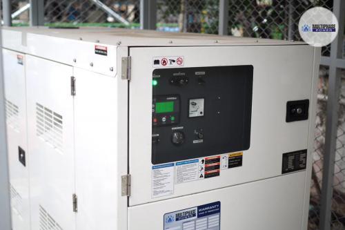 MultiphasePower-Generator Navamindradhiraj-University 4
