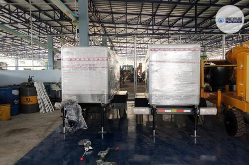 Diesel-Generator Pattaya-Project 2