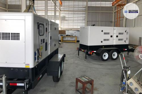 Diesel-Generator Pattaya-Project 3