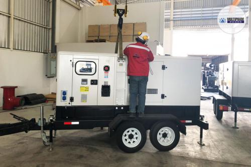 Diesel-Generator Pattaya-Project 4