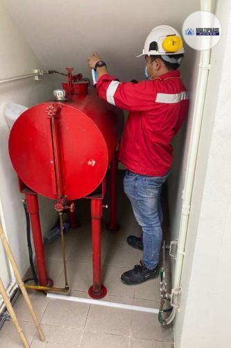 PM & Inspection Generator งานจ้างเหมาบำรุงรักษาเครื่องกำเนิดไฟฟ้า