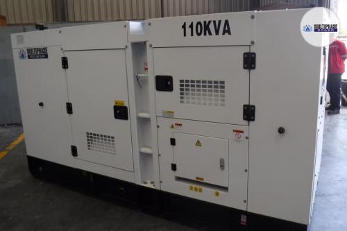 MultiphasePower Generator S110HCS 1