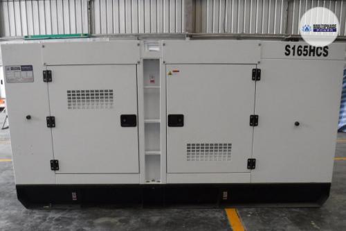 MultiphasePower Generator S165HCS 1