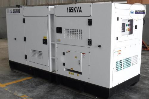 MultiphasePower Generator S165HCS 10