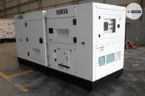 MultiphasePower Generator S165HCS 3