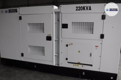 MultiphasePower Generator S220HCS 1