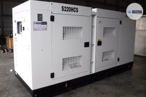 MultiphasePower Generator S220HCS 2