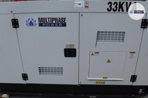 MultiphasePower Generator S33HCS 1