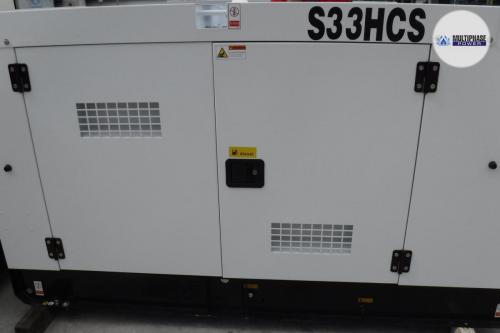 MultiphasePower Generator S33HCS 7
