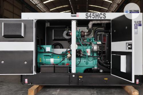 MultiphasePower Generator S45HCS 1