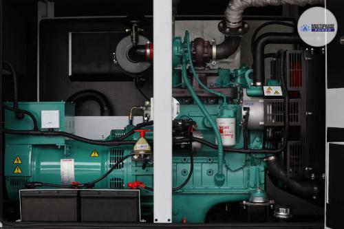 MultiphasePower Generator S45HCS 12