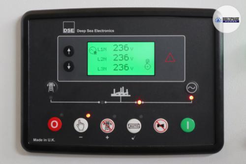 MultiphasePower Generator S45HCS 15