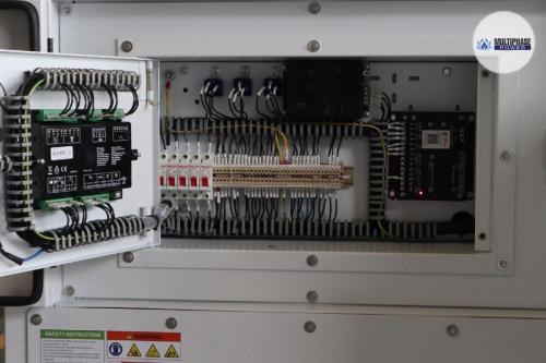 MultiphasePower Generator S45HCS 16