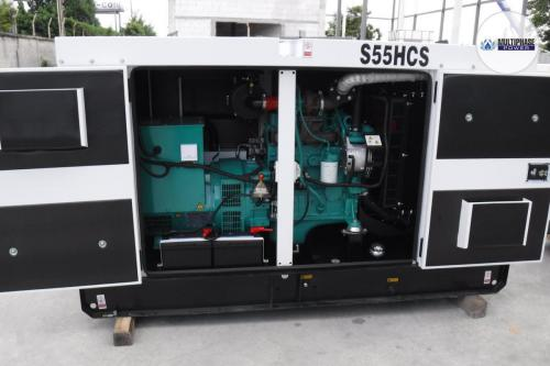MultiphasePower Generator S55HCS 4