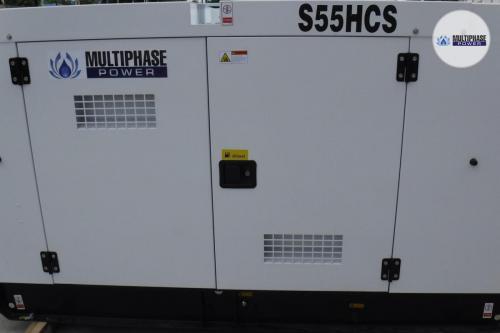 MultiphasePower Generator S55HCS 5