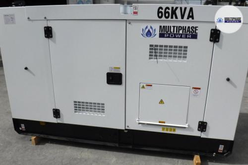 MultiphasePower Generator S65HCS 8